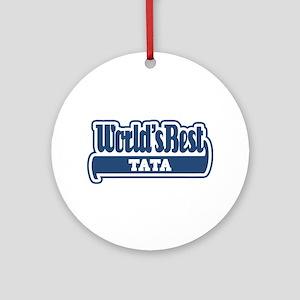 WB Dad [Zulu] Ornament (Round)